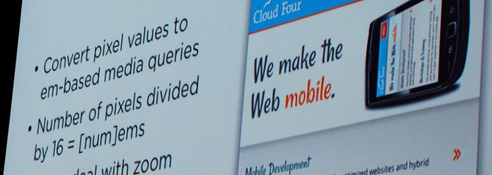 Modernes Webdesign 7